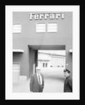 Enzo Ferrari by Anonymous