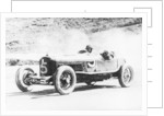 Alfieri Maserati and Guerino Bertocchi in a Type 26 Maserati by Anonymous