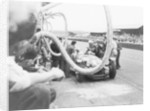 Delahaye 175S in the pits, Le Mans, France, 1951 by Unknown