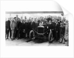 250,000th Model T Ford produced at Manchester by Anonymous