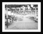 Interior of Daimler factory by Anonymous