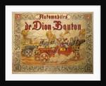 Poster advertising De Dion Bouton cars, (c1920s?) by Job Nixon