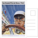 A programme for the Reims Grand Prix by Anonymous