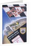 A programme for Brooklands 500 miles race by Anonymous