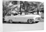 1955 Cadillac Eldorado convertible by Anonymous