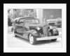 1937 Cadillac V12 car built for President Quezon of the Philippines by Anonymous