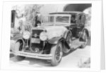 1930 Cadillac V8 Formal Town Car, (c1930?) by Unknown