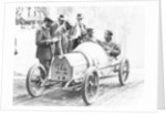 Bugatti Type 13 which competed at the French Grand Prix by Anonymous