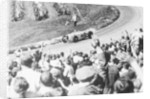 Bernd Rosemeyer acclaimed by the crowd by Anonymous