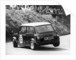 Mini Cooper S, Wiscombe Hill Climb by Anonymous