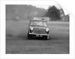 Morris Mini-Minor by Anonymous