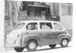 1963 Fiat 600 Multipla, (c1963?) by Unknown