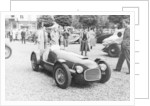 Ferrari 166 at Spa by Anonymous