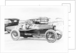 Jimmy Murphy in Duesenberg racing car by Anonymous