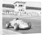 Dan Gurney driving a Porsche by Anonymous
