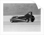 Art Arfons' 'Green Monster' Land Speed Record car by Anonymous
