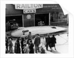 Railton Special Land Speed Record car by Anonymous
