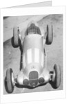 1937 Mercedes-Benz W125 Grand Prix car by Anonymous