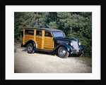 1936 Ford V8 Woody model 68 Utility car by Unknown