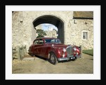 Jaguar Mk IX formerly owned by HM Queen Elizabeth, the Queen Mother by Unknown