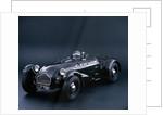 1950 Allard J2 car by Unknown