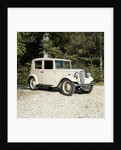 1935 Austin Lichfield 10hp car by Anonymous