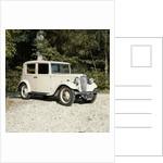 1935 Austin Lichfield 10hp car by Anonymous