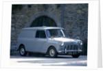 1960 Austin Mini Van by Unknown