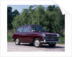 A 1966 Austin A40 Farina by Anonymous