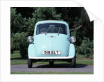 1962 BMW Isetta 300 Super Plus car by Anonymous