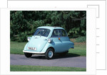 1962 BMW Isetta 300 Super Plus car by Unknown