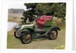 A 1903 De Dion Bouton Model Q by Unknown