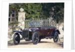 A 1926 Lancia Lambda 6th series by Unknown