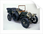 A 1903 Mercedes 60hp by Unknown