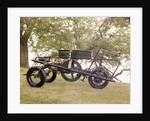 An 1896 Pennington motor-tricycle by Unknown