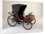 An 1894 Peugeot 3.5hp by Unknown