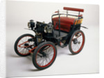 An 1899 Renault 1.75hp by Unknown