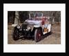 1909 Rolls-Royce Silver Ghost by Unknown