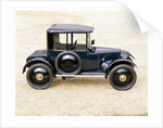 A 1922 Rover 8 car by Unknown