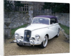 A 1952 Sunbeam-Talbot 90 by Anonymous