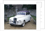 A 1952 Sunbeam-Talbot 90 by Unknown