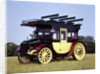 A 1913 Thames coach by Unknown