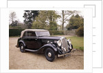 A 1937 Wolseley Super Six by Unknown