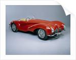 A 1948 Alfa Romeo 6C 2500 Demola by Unknown