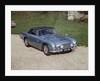 A 1964 Aston Martin DB5 sportscar by Unknown