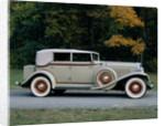 A 1933 Auburn 8-15 Phaeton by Unknown