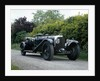 A 1930 Bentley 8 Litre Sports Tourer by Anonymous