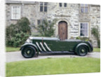 A 1932 Bentley 8 litre by Unknown