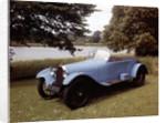 A 1925 Bugatti by Unknown