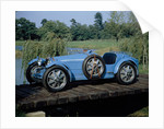 A 1933 Bugatti Type 51A by Unknown